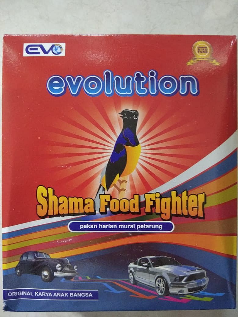evo shama fighter